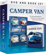 VW Campervan (Book and DVD Set)