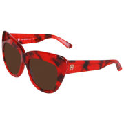 House of Harlow Chelsea Sunglasses - Blood