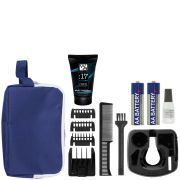 Wahl Trimmer Gift Set Black Ice