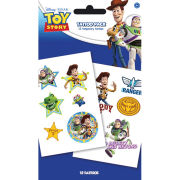 Toy Story Characters - Tattoo Pack