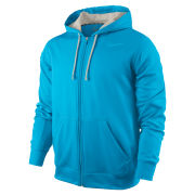 Nike Men's KO Full Zip Hoody 2.0 - Vivid Blue