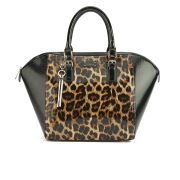 Paul's Boutique Women's Betsy Leopard Tote Bag - True Leopard