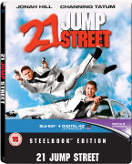 21 Jump Street - Zavvi Exclusive Limited Edition Steelbook
