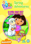 Dora Explorer - Spring Adventures