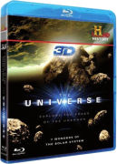The Universe - Seven Wonders of the Solar System 3D