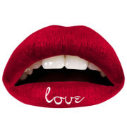 Violent Lips The Red Love
