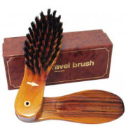 Hydrea London Gentlemans 3 In 1 Travel Brush