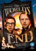 The Worlds End (Bevat UltraViolet Copy)