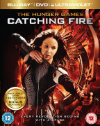The Hunger Games: Catching Fire (Bevat DVD en UltraViolet Copy)