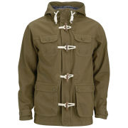 Brave Soul Men's Northridge Toggle Jacket - Tobacco