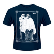Star Wars Men's T-Shirt - Chewie Haircut