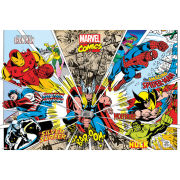 Marvel Rays Characters - Maxi Poster - 61 x 91.5cm