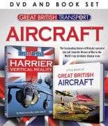 Great British Transport: Aircraft (Bevat Book)