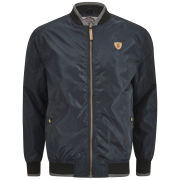 Soul Star Men's Jefferz Jacket - Navy