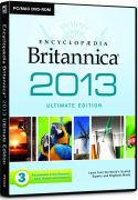 Encyclopaedia Britannica 2013