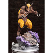 Kotobukiya Marvel X-Men Wolverine Danger Room Sessions Statue