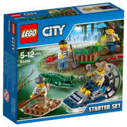 LEGO City: Swamp Police Starter Set (60066)