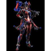 Square Enix DC Comics Play Arts Kai Harley Quinn Figure