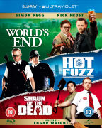 The World's End / Hot Fuzz / Shaun of the Dead (Includes UltraViolet Copy)