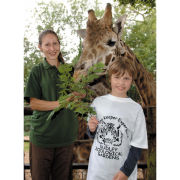 Zookeeper for a Day at Dudley Zoo
