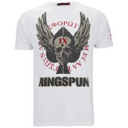 Ringspun Men's Perfecto T-Shirt - White