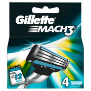 Gillette Mach3 Blades 4s