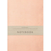 Katie Leamon Red Polka Dot Notebook
