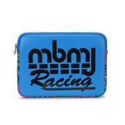 Marc by Marc Jacobs Coated Neoprene MBMJ Racing Tablet Case - Electric Blue Lemonade