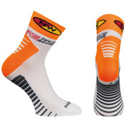 Northwave Men's Speed Socks - White/Orange