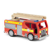 Tidlo Small World Fire Engine Set