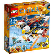 LEGO Legends of Chima: Eris' Fire Eagle Flyer (70142)