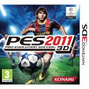 PES 2011 3D: Pro Evolution Soccer