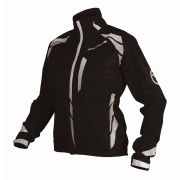 Endura Women's Luminite II Pakajak Jacket - Black
