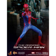 Hot Toys Spiderman 12 Inch Action Figure