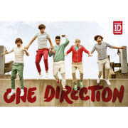 One Direction Jumping - Maxi Poster - 61 x 91.5cm