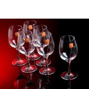 RCR Crystal Wine Glasses - Set of 6