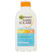 Ambre Solaire Light & Silky Milk SPF30 200ml