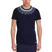 Mas-if Men's Apache T-Shirt - Navy