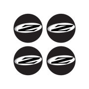 Zipp Disc Valve Hole Logo Patches