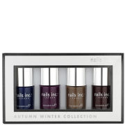 Nails Inc. Autumn Winter 2013 Collection Worth £44 (4 x 10ml Polishes)