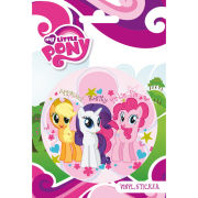 My Little Pony Group - Vinyl Sticker - 10 x 15cm
