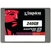Kingston 240GB Solid State Drive V300 SATA 3 with Adapter