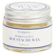 Murdock Moustache Wax Natural (15ml) (Free Gift)