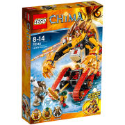 LEGO Legends of Chima: Laval's Fire Lion (70144)