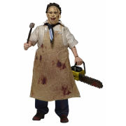 NECA Texas Chainsaw Massacre 40th Anniversary Leatherface 8 Inch Action Figure