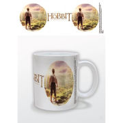 The Hobbit Circle Mug