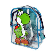 Nintendo Super Mario Bros. Yoshi Transparent Mini Backpack