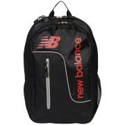 New Balance 5K Backpack - Black/Red/Silver