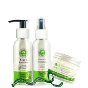 PHB Pure & Natural 3 Piece Skin Care Set