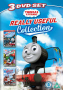 Thomas and Friends: Really Useful Verzameling - Thomas In Charge / Up Up and Away / Rescue On Rails